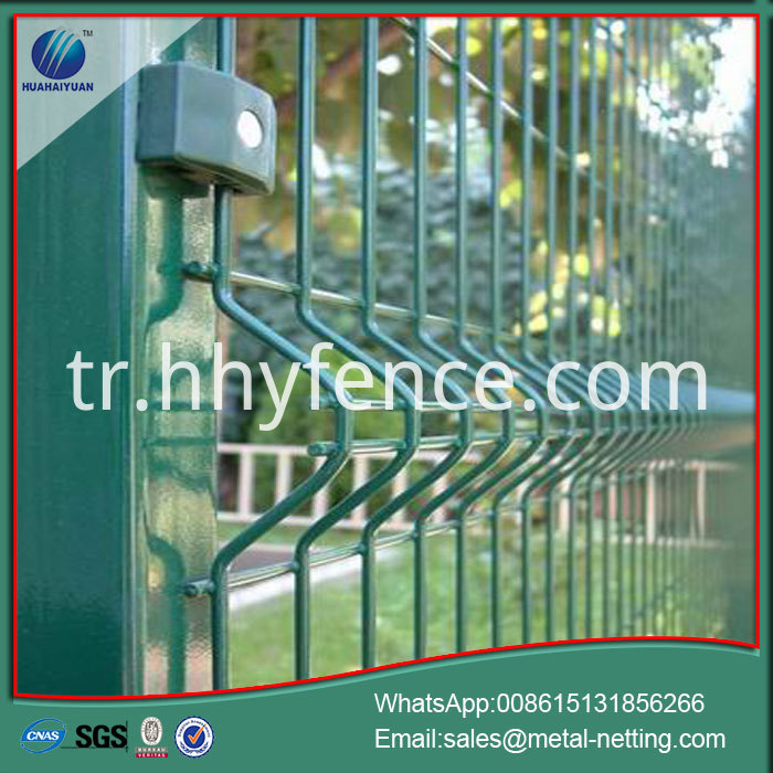 Pvc Coated Wire Fencing