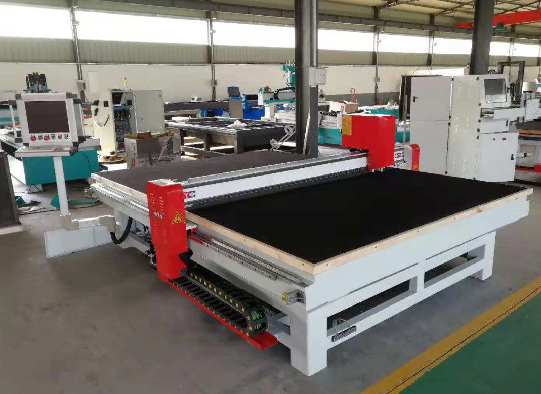 glass cutting machine cnc