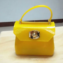 Yellow Candy Store Silicone Coin Purse Heat - Resisting For Girls