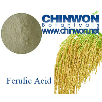 Melhor Ácido Ferúlico Natural 98%