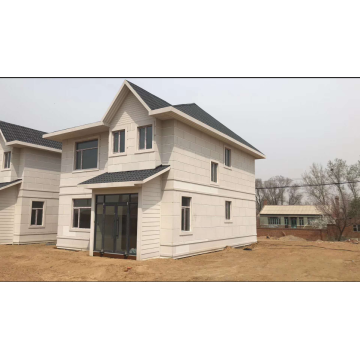 Prefab Light Steel Metal Frame Prefabricated House