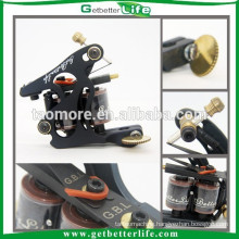 Getbetterlife Hot Sale Machine Coil Iron Frame10Wraps Shader Branded Tattoo Machine for Shader