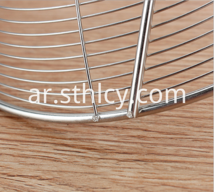 Set Of 3 Stainless Steel Mesh Strainer 2