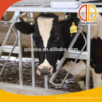 Galvanized Cow Cattle Headlock Agriculture Farm Equipment