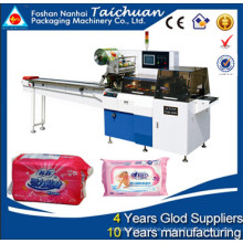 Automatic Pillow Type Tissue Packing Machine