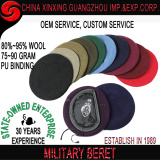 wool army navy wholesale beret hat