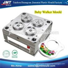 plastic injection baby walker mold maker