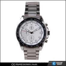 Edelstahlband Männeruhr 2015, kundenspezifischer Uhrenhersteller