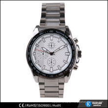 stainless steel band men watch 2015, custom watch manufacturer