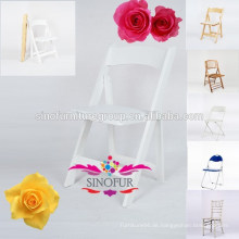 Kommerzielle Möbel Falten Rasen Stuhl