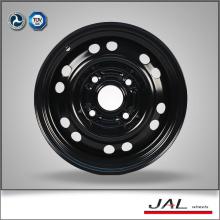 13x5J Schwarze Räder 4 Lug Car Wheel Felge