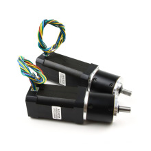 24V Brushless DC Motor with Gearbox 19: 1 104.7W 4000rpm 0.25n. M for Electric Car