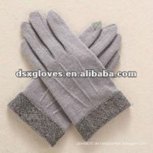 Woll-Touchscreen-Handschuhe