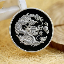 Personlized Products for Gold Proof Coin Metal Silver Proof Coin for Souvenir export to South Korea Suppliers