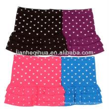 Minifalda sin fisuras niña