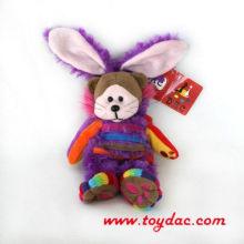 Plush Color Cartoon Bunny