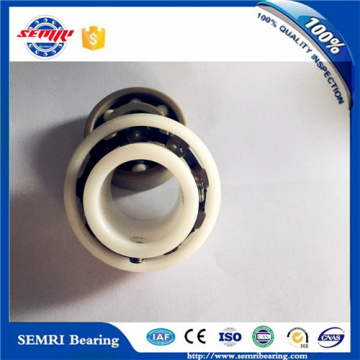 High Speed Plastic Ball Bearing (608) with Glass Balls Plastic