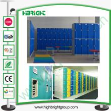 Armário de exposição de gabinete de armazenamento ABS