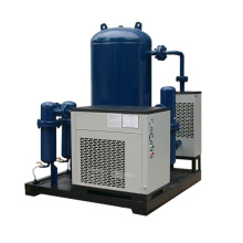Combination of compressed air purification machine
