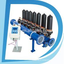 Filtro de disco do purificador do remoinho da água da Pre-Filtration da água do mar do filtro de areia