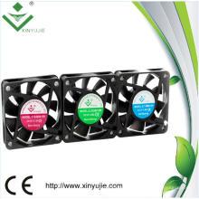 Fan axial de 12V 60m m 60X60X15m m Waterprood DC con la aprobación del CE RoHS