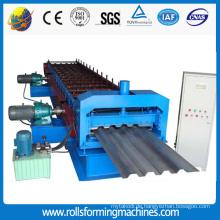 LKW-Panel-LKW-Plattenformmaschine Rollformmaschine