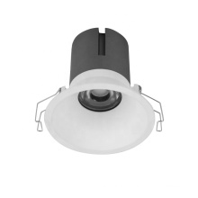 Residential cheap manufacturers beam angle 40w 5w deep anti glare cob downlight led down light fitting