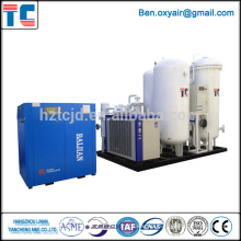 Filling Station with Nitrogen Generator