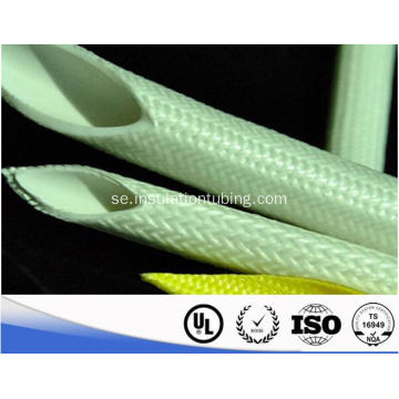 Fiberglass Silikon Gummi Wire Insulation Sleeve