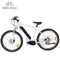 Vélo de montagne électrique de suspension de 36V 250W avec le bafang 8fun mi moteur bicyclette de porcelaine