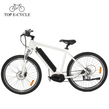 36V 250W suspension electric mountain bike with bafang 8fun mid motor ebike
