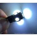 T10 12V 3W 5PCS 5050 Lumière de voiture LED blanche