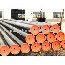 Tubos de revestimento de óleo API J55 / K55