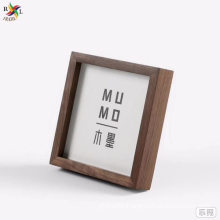white shadow box 3cm hollow stereoscopic PS photo frame