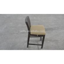 Garden furniture rattan wicker outdoor bar stools