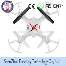 Syma X12 RC Airplane 2.4GHz 6-axis Gyroscope Remote Control Nano Explorers Mini Quadcopter RTF for Children White/Green/Black