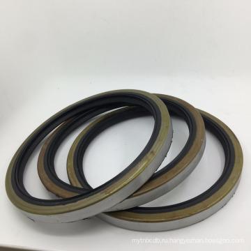 Имея внешний корпус металлический Вал двойной губы масло печать ТБ
