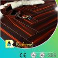 Household 12.3mm E1 Mirror Beech Waxed Edged Laminate Floor