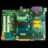 LGA 755 Support DDR2 Motherboard for Desktop (945-775)