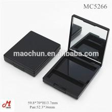 MC5266 Квадратный пластмассовый пустой компактный контейнер