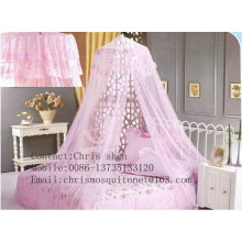 double lace and cheap conical permanent mosquito net