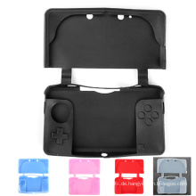 Silikon-Abdeckungs-Fall für Nintend 3DS Gel-Gummischutzhüllen-Abdeckungs-Haut für Nintend 3DS