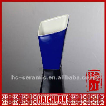 Ceramics french fries holder, porcelain french fries holder