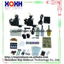 Cheap beginner tattoo kit complete set tattoo guns starter kit tattoo machine equipment wholesale price