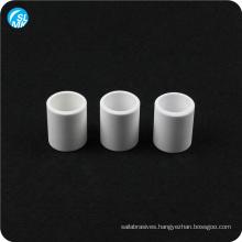 professional manufacturer 95 alumina ceramic tube insulator porcelain parts