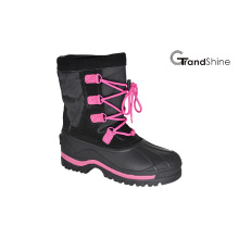 Lace up Low Winter Snow Boots