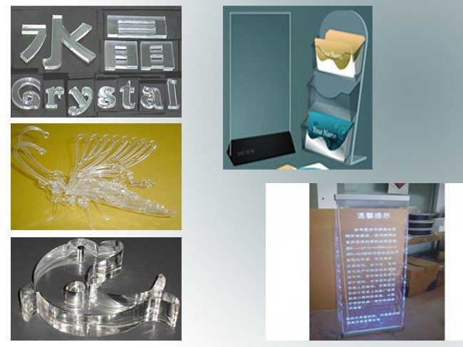 cnc router Acrylic engraving