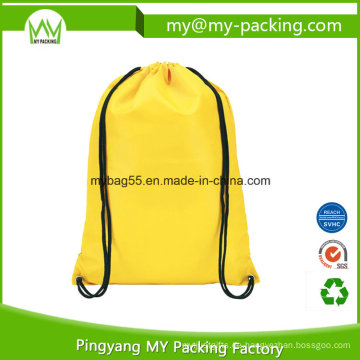 Benutzerdefinierte Recycling-Verpackung Verpackung Kordelzug