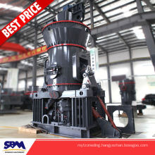 Easy install granite grinding mill for Indonesia