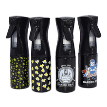 Salon Mist Sprayers High Pressure Hairdressing Continuous Spray Bottles Auto Spray Bottle Empty Atomizer Styling Tools